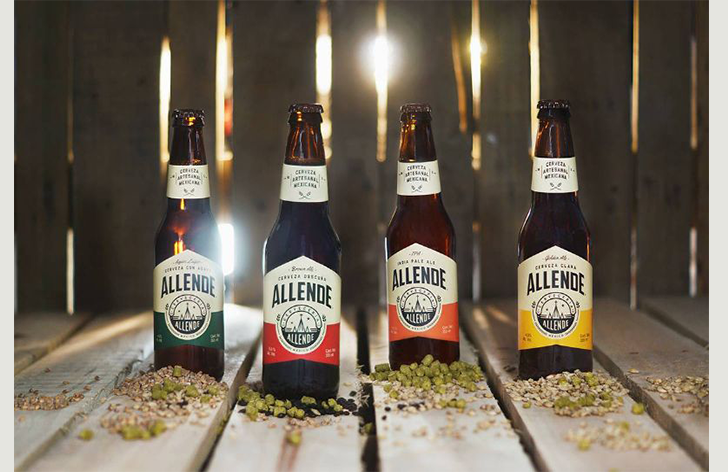 allende cervezas slider