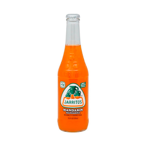 jarritos mandarina - Soda Mexicana