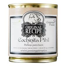 Cochinita Pibil 300g
