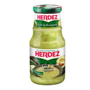 Salsa de Guacamole Herdez