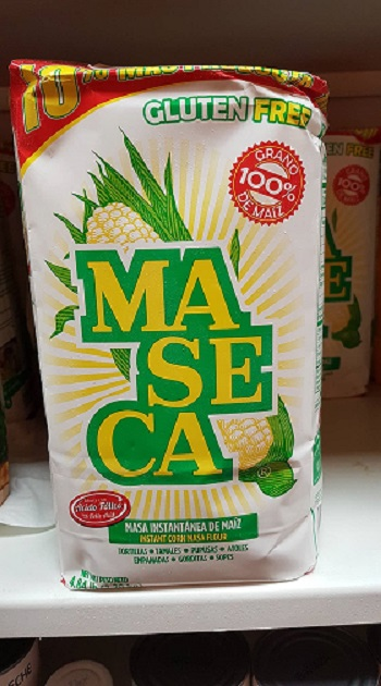 Harina Maseca 2kg