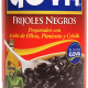 Frijoles negros condimentados goya