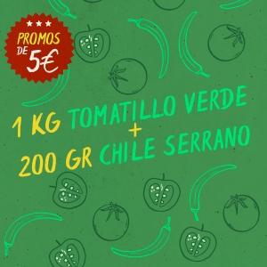 promoción salsa verde