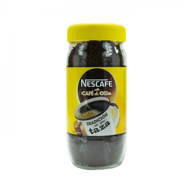 cafe de olla nescafe