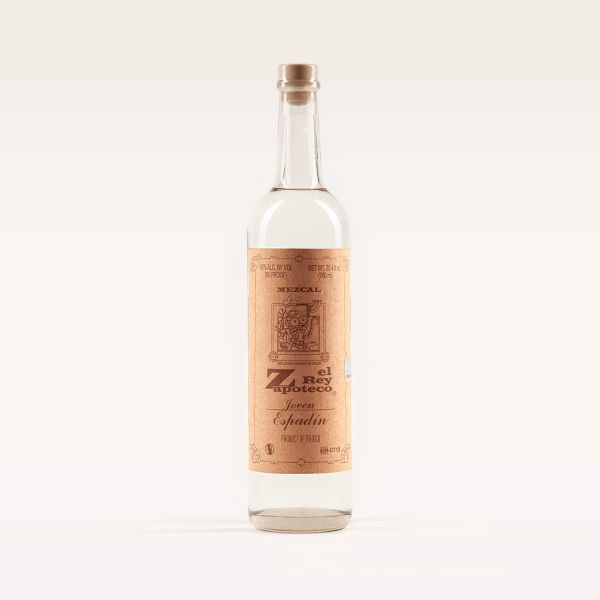 mezcal rey-zapoteco-artesanal-cultivable-joven