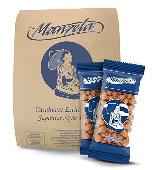 cacahuate japones manzanela