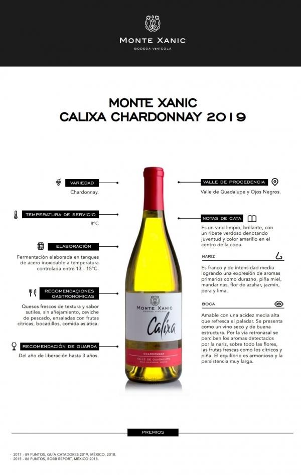 Vino Blanco Chardonnay